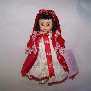 "Madame Alexander Beddy Bye Brenda Doll 8"""